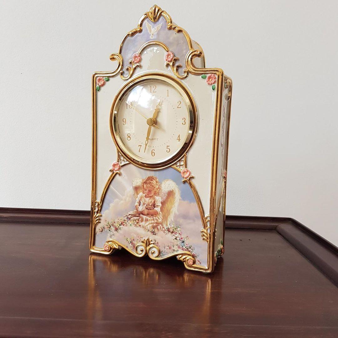 A Nineteen Eighties Clock