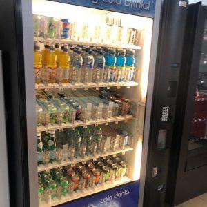 American Bevmax 4 Cold drinks vending machine