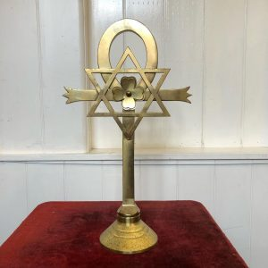 Multi Denominational Religious Cross. Gold