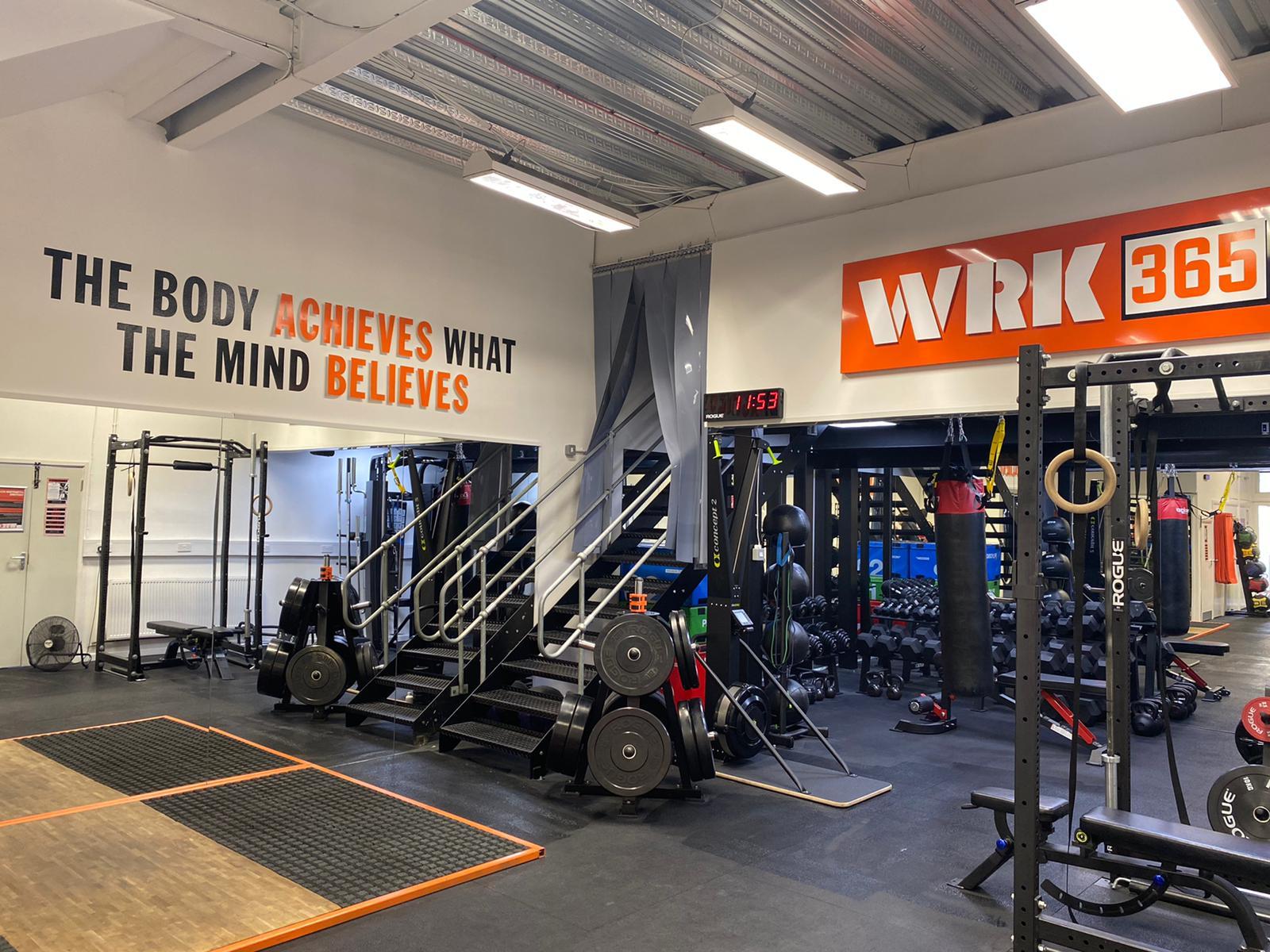South London Based Gym